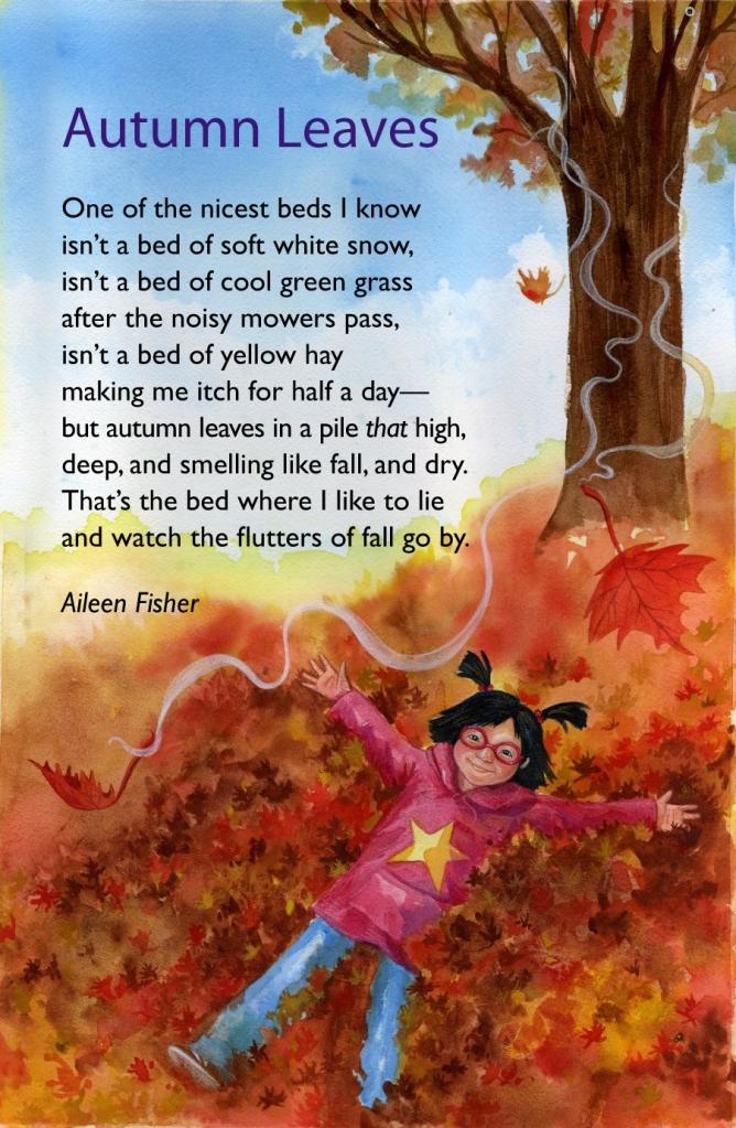 poetry illustrations for children