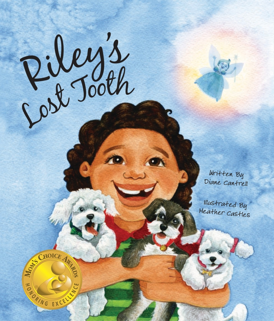 children's book lost teeth puppies fairies